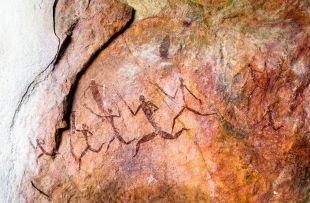 Singita Pamushana - rock art (WETU)